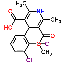 CHINA 4-(2,3-Dichlorophenyl)-5-(methoxycarbonyl)-2,6-dimethyl-1,4-dihyd ro-3-pyridinecarboxylic acid