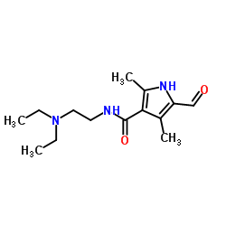 CHINA N-[2-(diethylamino)ethyl]-5-formyl-2,4-dimethyl-1H-pyrrole-3-carboxamide