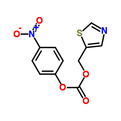 ((5-Thiazolyl)methyl)-(4-nitrophenyl)carbonate_144163-97-3