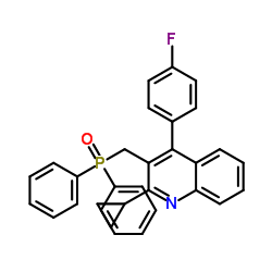 CHINA 2-Cyclopropyl-3-[(diphenylphosphinyl)methyl]-4-(4-fluorophenyl)quinolin