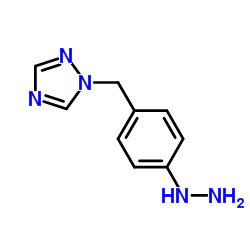 CHINA 1-(4-Hydrazinophenyl)methyl-1,2,4-triazole
