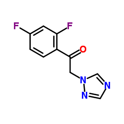 CHINA 2-(1H-1,2,4-Triazol-1-yl)-2',4'-difluoroacetophenone