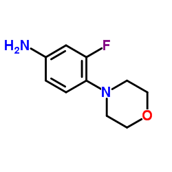 CHINA 3-Fluoro-4-morpholinoaniline