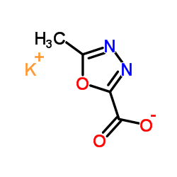 CHINA potassium,5-methyl-1,3,4-oxadiazole-2-carboxylate