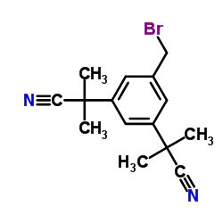 CHINA 2,2'-(5-(Bromomethyl)-1,3-phenylene)bis(2-methylpropanenitrile)