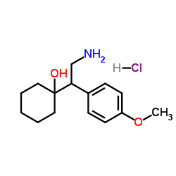 CHINA 1-[2-Amino-1-(4-methoxyphenyl)ethyl]cyclohexanol Hydrochloride