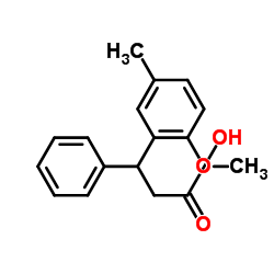 CHINA 3-(2-Methoxy-5-methylphenyl)-3-phenyl-propanoic Acid