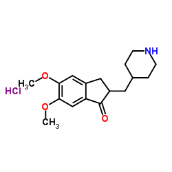 CHINA 5,6-Dimethoxy-2-(4-Piperidinylmethyl)-1-Indanone Hydrochloride