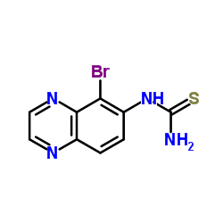 CHINA 5-Bromoquinazolin-6-ylthiourea