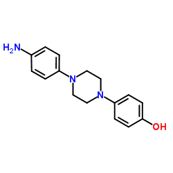 CHINA 1-(4-Aminophenyl)-4-(4-hydroxyphenyl)piperazine