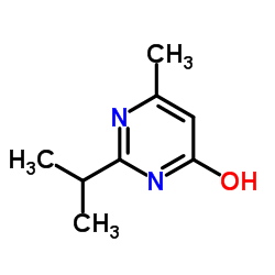 6-methyl-2-propan-2-yl-1H-pyrimidin-4-one_2814-20-2