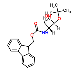 CHINA 9H-fluoren-9-ylmethyl N-[(2R,3R)-1-hydroxy-3-[(2-methylpropan-2-yl)oxy]butan-2-yl]carbamate