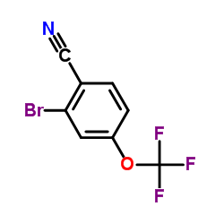 CHINA 2-Bromo-4-(Trifluoromethoxy)benzonitrile