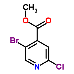 CHINA Methyl 5-bromo-2-chloroisonicotinate