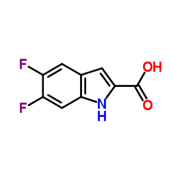CHINA 5,6-Difluoroindole-2-Carboxylic Acid