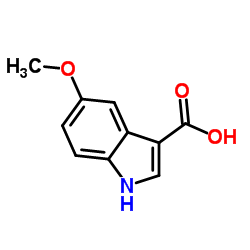 5-Methoxy-3-indolecarboxylic acid_10242-01-0