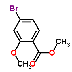 CHINA Methyl 4-bromo-2-methoxybenzoate