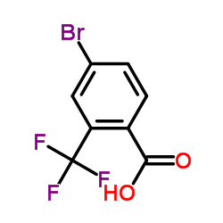 CHINA 4-Bromo-2-(Trifluoromethyl) Benzoic Acid
