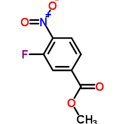 CHINA Methyl 3-fluoro-4-nitrobenzoate